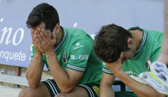 Dramaturgi yang Melibatkan 4 Klub di Liga Adelante Spanyol