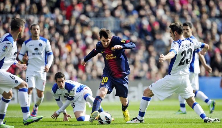 Kekuatan-kekuatan di Balik Dribbling Bola Messi
