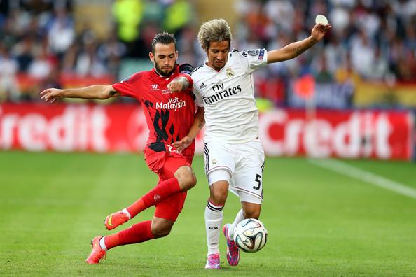 Real+Madrid+v+Sevilla+FC+9Aj0VPFYuORl