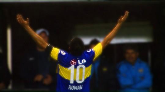Riquelme saat berseragam Boca Juniors. (via: taringa.net)