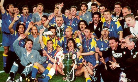 Mengulang Memori Indah Final Liga Champions 1996