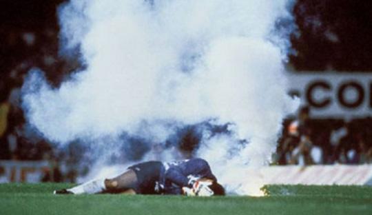 Roberto Rojas yang Mempermalukan Sepakbola Chili