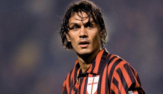 Maldini dan AC Milan sebagai Jalan Hidup
