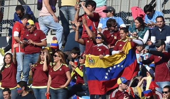 Sepakbola Venezuela di Antara Telenovela dan Miss Universe