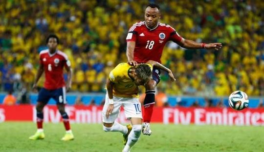 Brasil vs Kolombia di Copa America di Antara Sisa Cerita Piala Dunia 2014