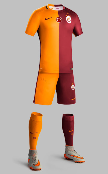 Galatasaray 2015-16 Home
