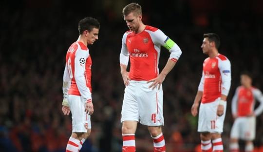 Kualitas Pertahanan Arsenal Wajib Diperbaiki, Tuan Wenger!