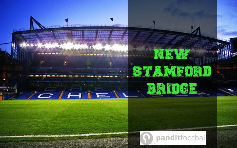 Membayangkan Kecanggihan Stamford Bridge di Masa Depan
