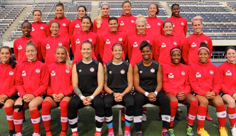 Justru Perempuan yang Mengangkat Derajat Sepakbola Kanada