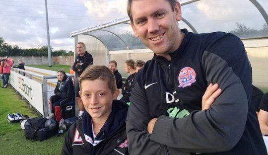 Ketika Seorang Bocah 11 Tahun Menjadi Manajer Sepakbola