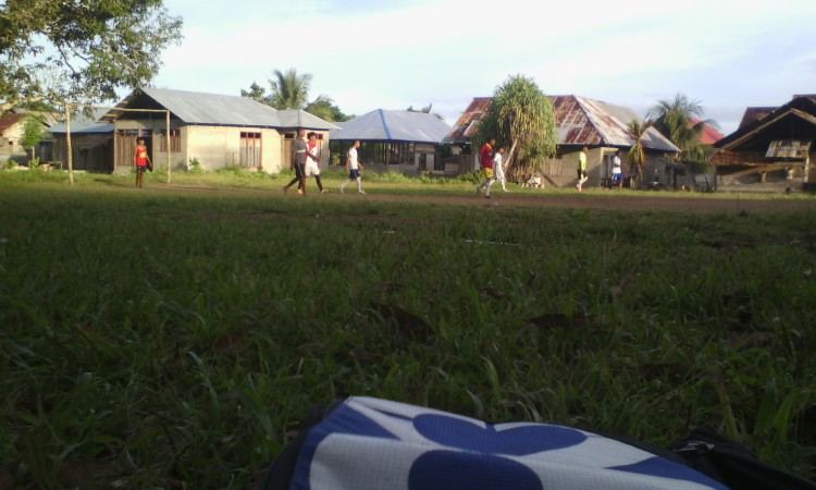 Laporan dari Halmahera: Saat Muslim dan Nasrani Bertanding di Hari Natal dan Lebaran