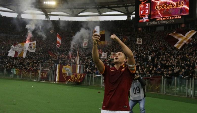 Menyaksikan AS Roma, Mengkhidmati Fantasista