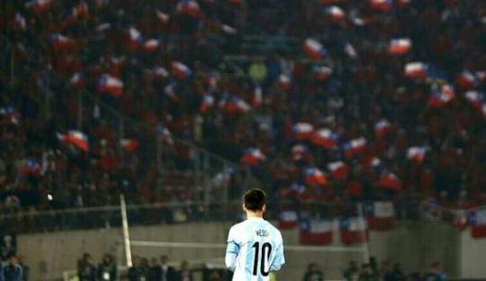 (Bukan) Pledoi untuk Messi