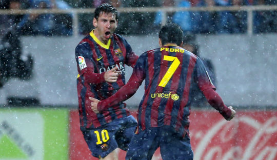 Jika Pedro adalah Robin bagi Messi, Lalu Apa Jadinya Dia di Chelsea?