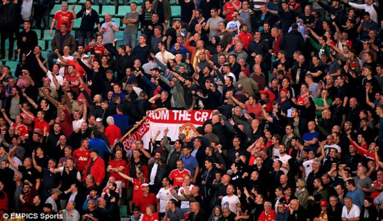 Selamat Datang (Kembali) di Eropa, Hooligan Man United!