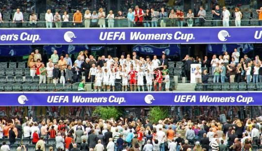 Tonggak Awal Kejuaraan Antar Klub Sepakbola Perempuan di Eropa