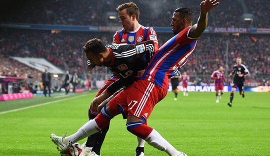 Bayern vs Bayer: Melawan Kekacauan Terorganisir