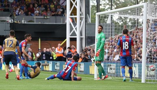 Tiga Angka untuk Kemenangan Buruk Arsenal