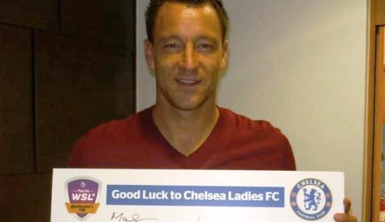John Terry dan Para Perempuan Chelsea