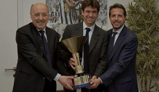Mengimani Trinitas Juventus