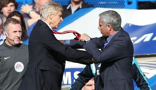 Ketika Wenger Akhirnya (Bisa) Membungkam Mourinho