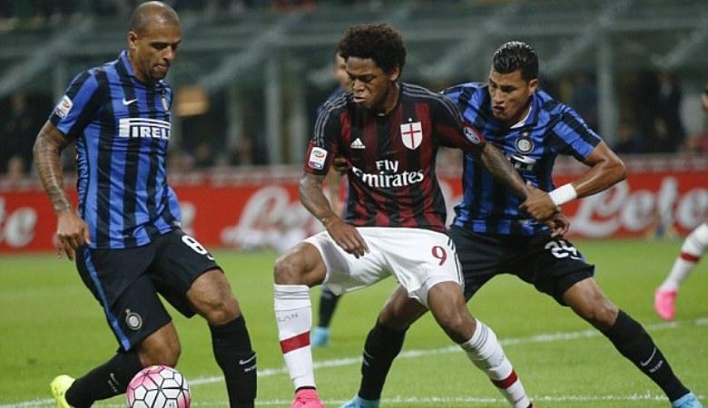 Taktik Bertahan Inter yang Membuat Milan Buntu