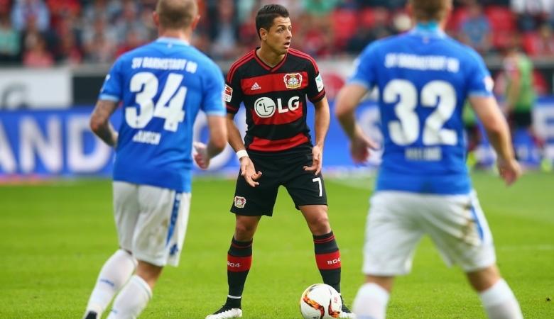 Chicharito dan Kebutuhan Lini Serang Leverkusen