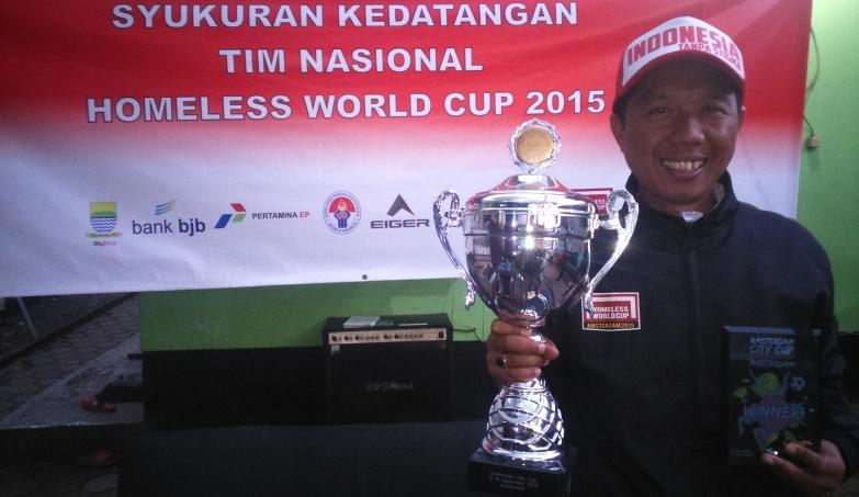 Taktik dan Strategi Coach Gimgim Membawa Indonesia Juara Amsterdam Cup 2015