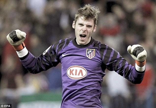Kembali ke Madrid?