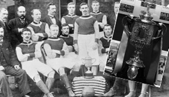 Misteri Hilangnya Trofi Milik Aston Villa