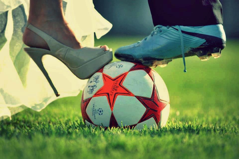 Sepakbola adalah Cinta, Cinta adalah Sepakbola