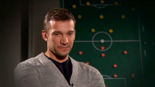 Kisah-kisah Sang Dinamit Ukraina, Andriy Shevchenko