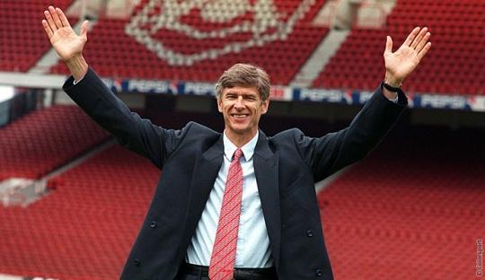 Bermulanya Kegilaan Arsenal Bersama Arsene Wenger