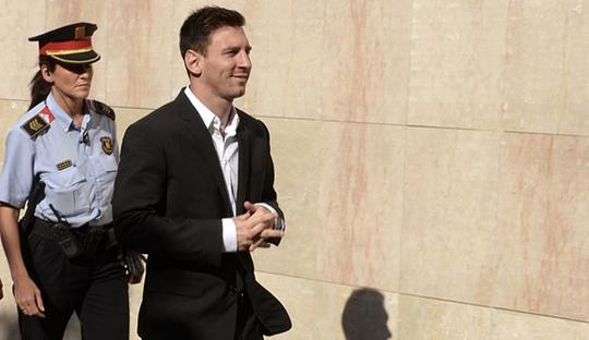 Lawan yang Membikin Messi (Hampir) Babak Belur