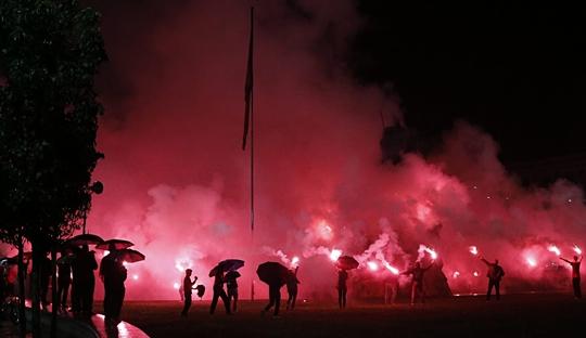 Bukan Keberuntungan yang Bawa Albania ke Piala Eropa