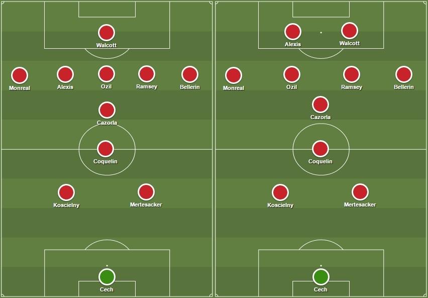Arsenal Ramsey