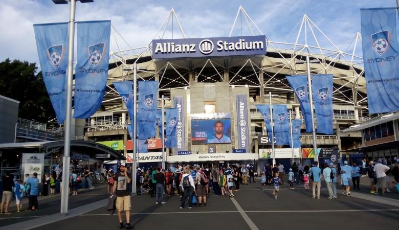 Kapan Stadion di Indonesia Bisa Senyaman di Australia?