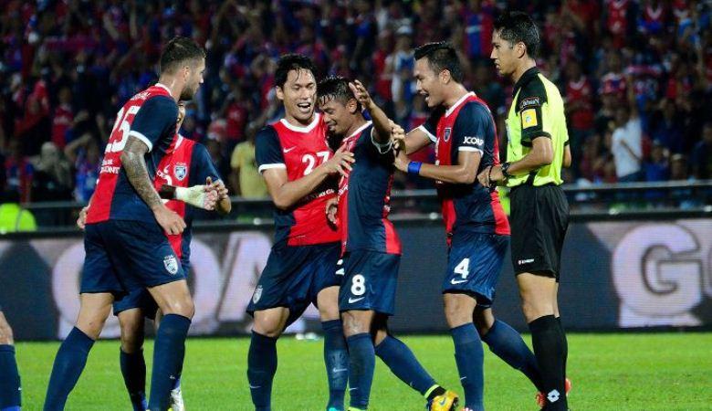 Johor Darul Ta�??zim Berpotensi Catat Sejarah