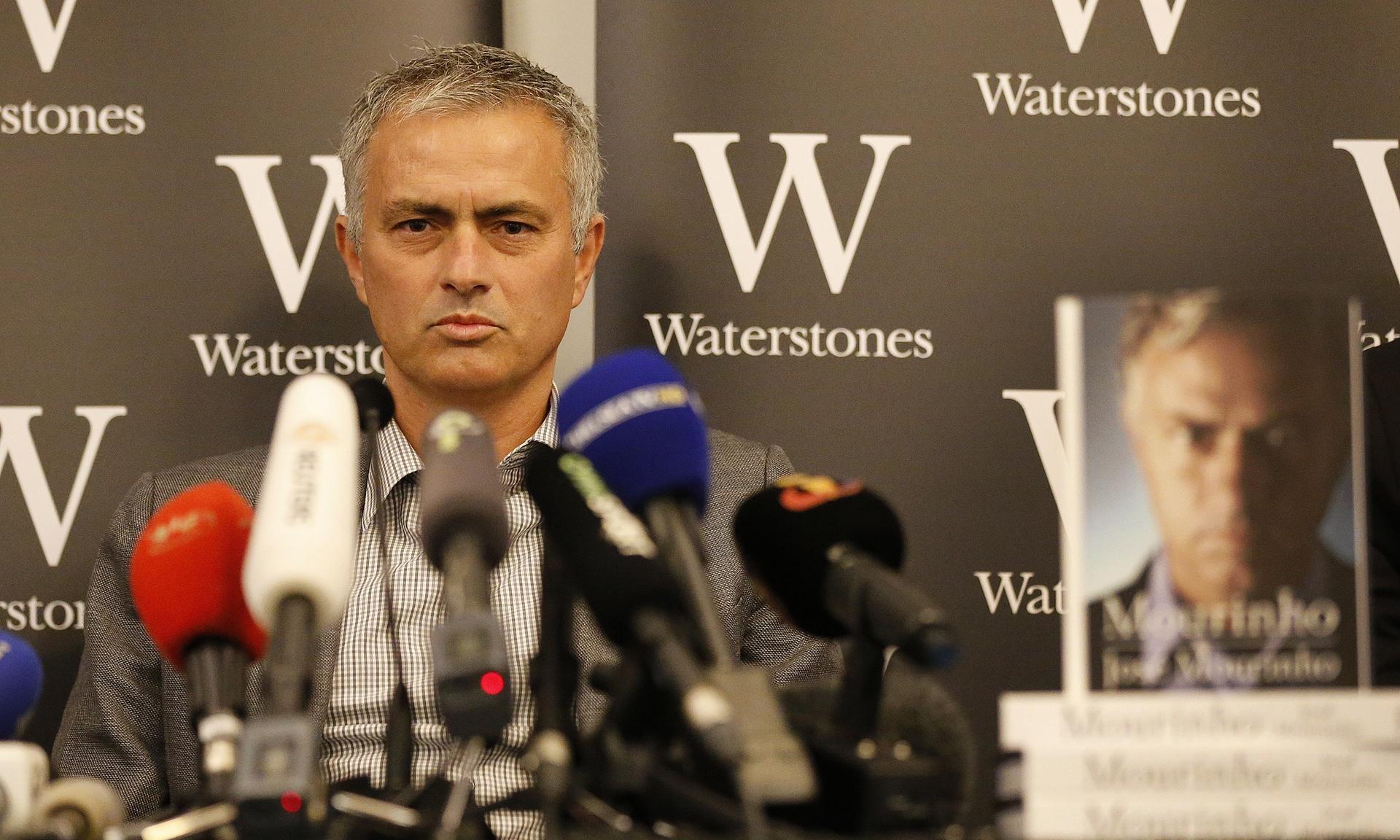 Komentar Seharga 50 Ribu Pounds dari José Mourinho