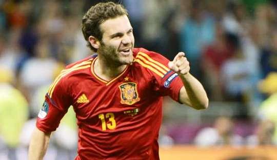 Kenangan Spanyol dan Juan Mata di Ukraina