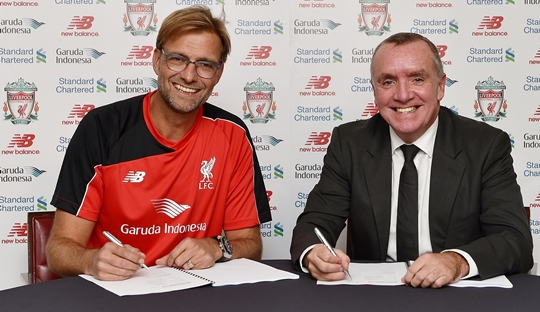 Tantangan Besar Jürgen Klopp Bersama Liverpool