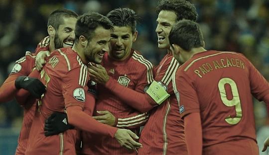 Mewajarkan Spanyol tanpa (Pemain) Barcelona