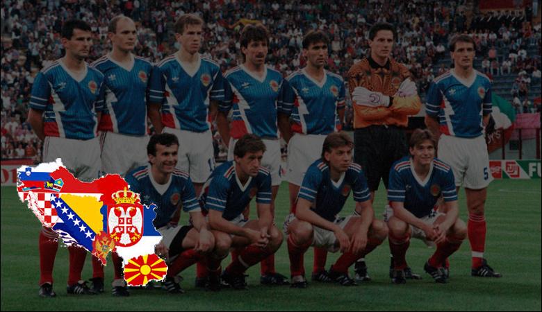 Mengenang Yugoslavia, Brasil dari Eropa