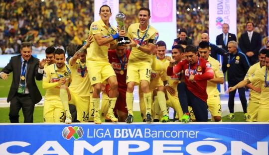 Kiprah 99 Tahun Kesebelasan Tersukses di Meksiko, Club América