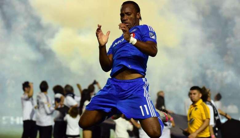 Didier Drogba, Pemantik Panasnya Persaingan Akhir Musim MLS