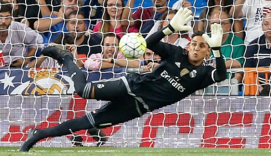 Berterimakasihlah pada Mesin Faksimili dan Keylor Navas, Real Madrid!