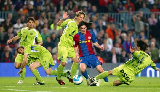 Dikolongi Messi dalam Ingatan Para Pemain Getafe