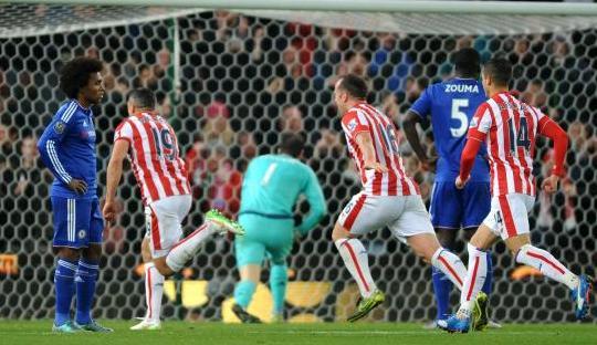 Piala Liga: Arsenal Dikalahkan Klub Divisi Championship, Hazard Buat Chelsea Gigit Jari