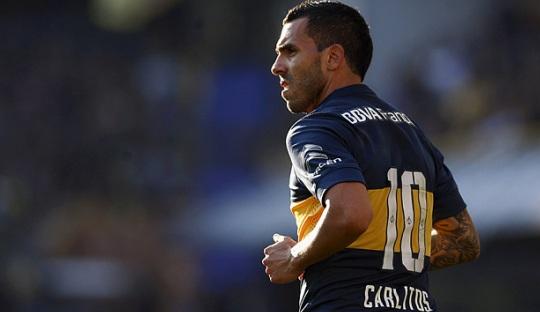 Tevez Tak Perlu Kembali ke Juventus