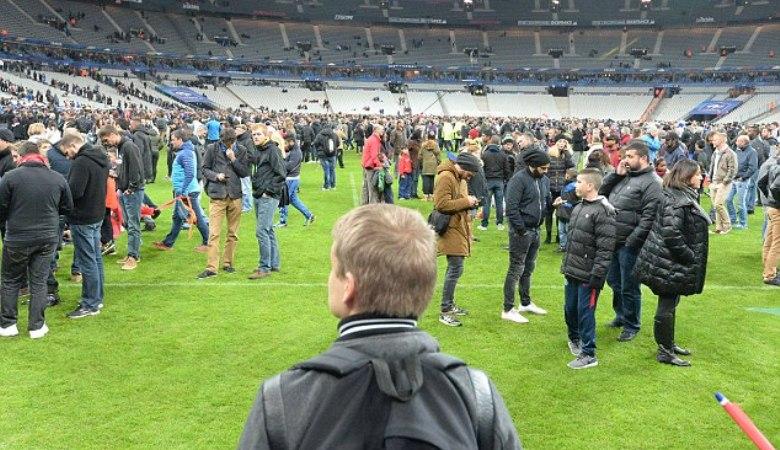 Sebab Sepakbola Tidak Boleh Dikalahkan Terorisme